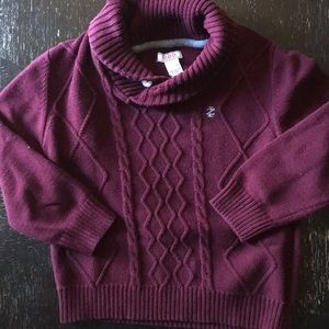 Izod sweater size 8